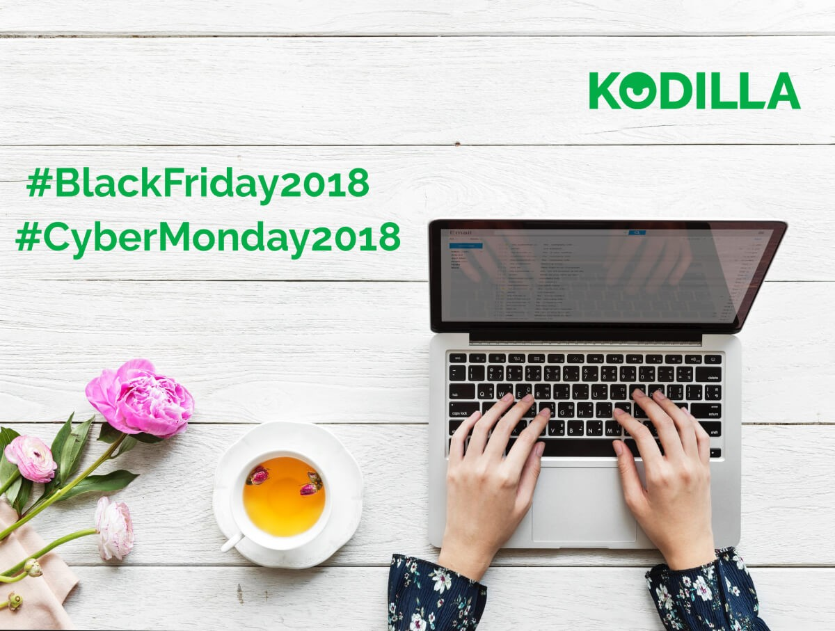 Kodilla S Black Friday Amp Cyber Monday Deals Will Blow Your